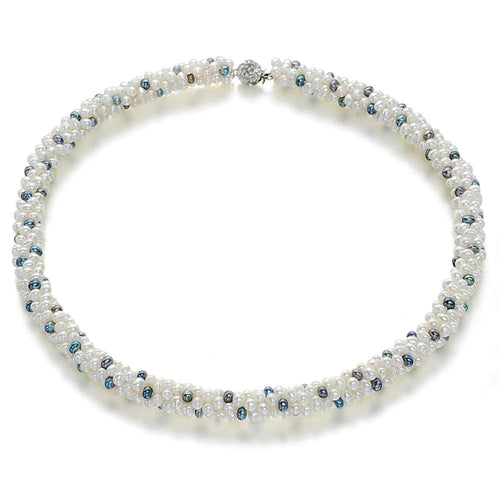 Chateau De Besançon Pearl Necklace - Orchira Pearl Jewellery