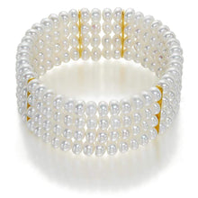 Load image into Gallery viewer, Evening at Windsor Pearl Bangle - Orchira Pearl Jewellery