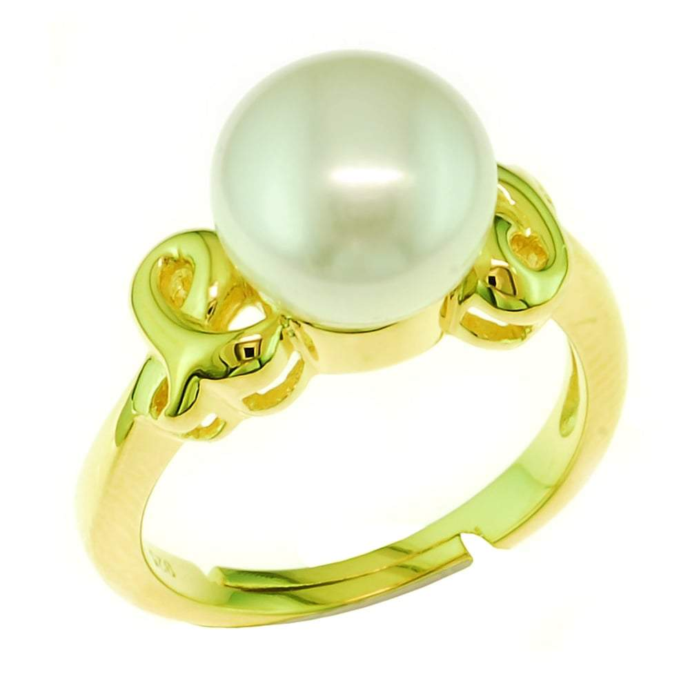 Fluttering Wings Pearl Ring - Orchira Pearl Jewellery
