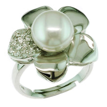 Load image into Gallery viewer, Lucky Clover Pearl Ring - Orchira Pearl Jewellery