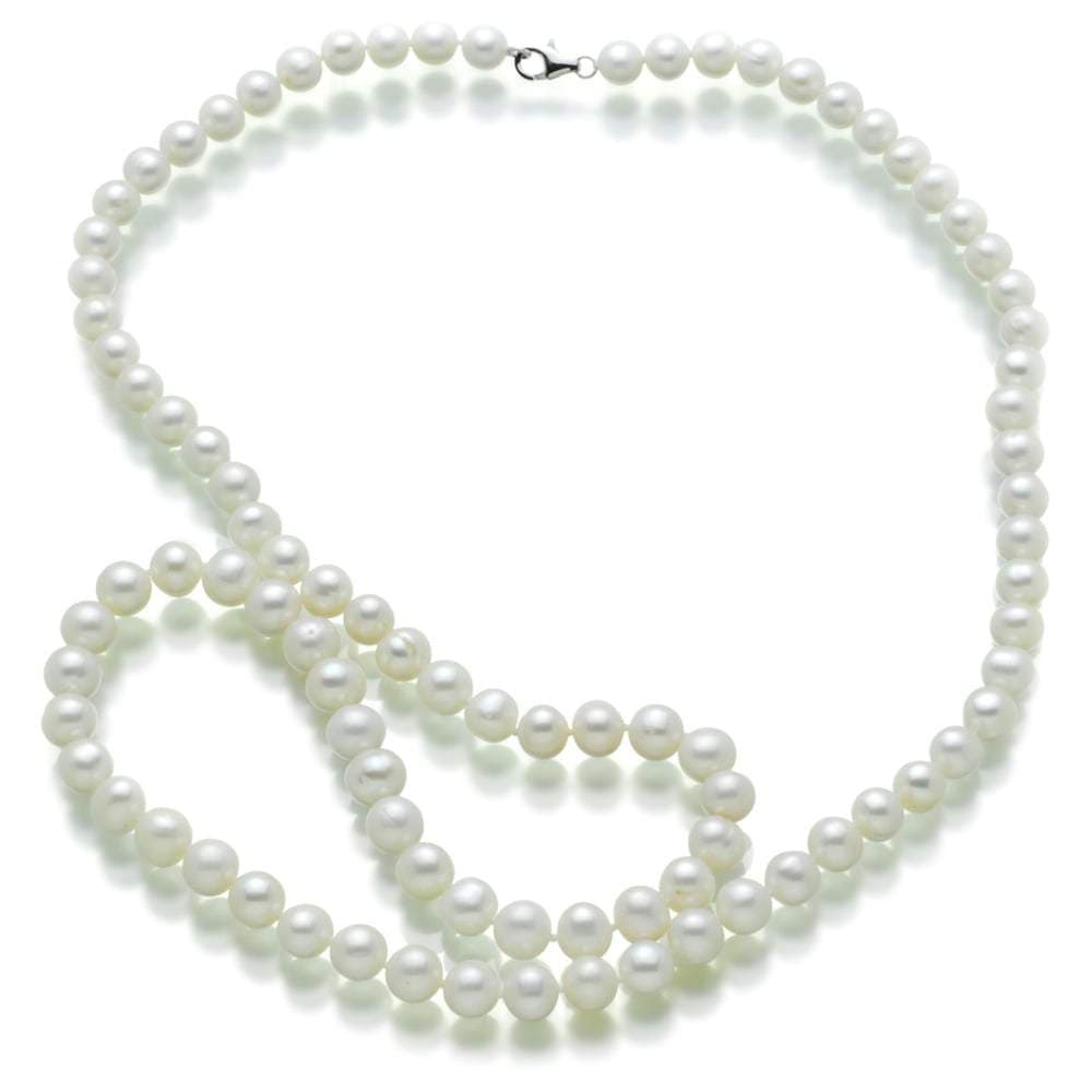 Soprano Opera Length Pearl Necklace - Orchira Pearl Jewellery