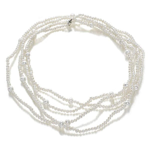 Winona's Party Pearl Necklace - Orchira Pearl Jewellery