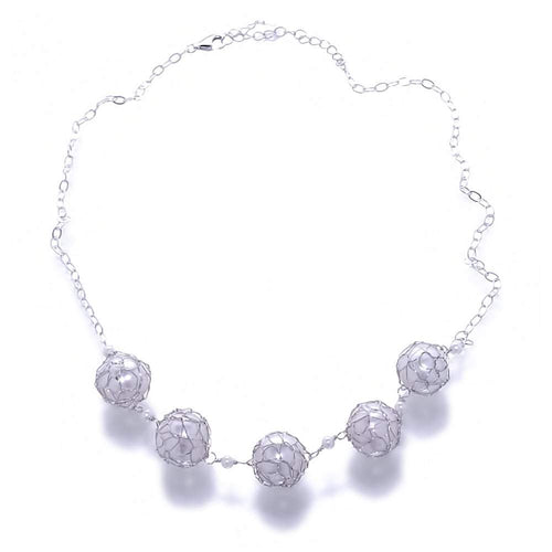 Yokohama Harbour Pearl Necklace - Orchira Pearl Jewellery
