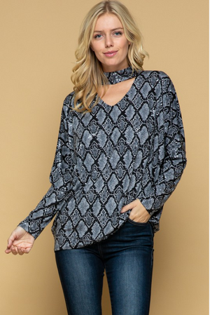 Charming Darling Long Sleeve Top