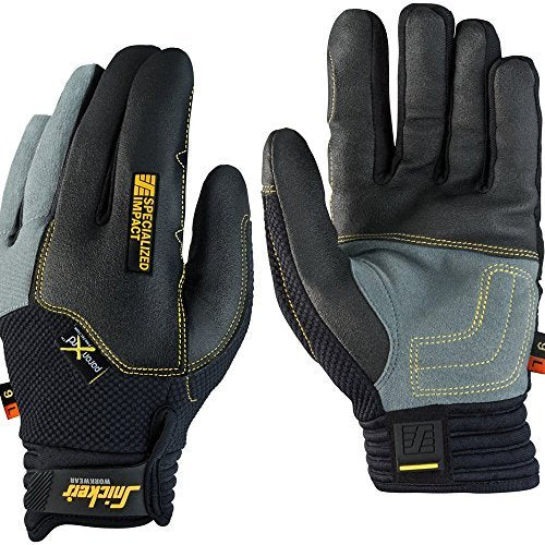Snickers 9595 Specialized Impact Glove, Left Only, GLOVES, Snickers, Workwear Nation Ltd