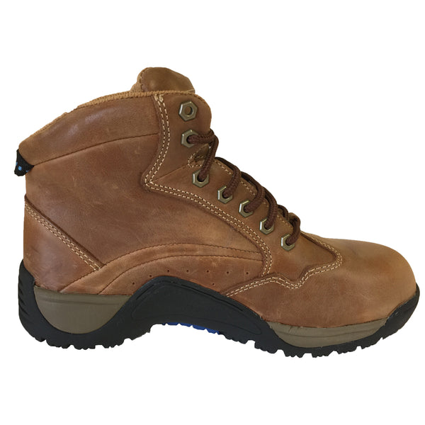 Buckler WorKit Antelope Boot - WKA50AO - Lightweight - Ortholite insole, SAFETY HIKER BOOTS, Buckler,