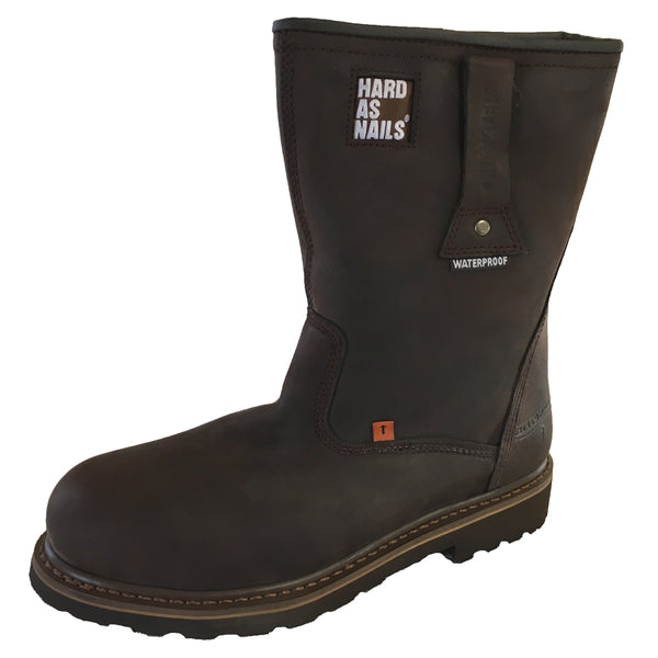 Buckler Rigger Boot  B601SMWP WATERPROOF K3 Sole safety Leather, RIGGER BOOTS, Buckler,