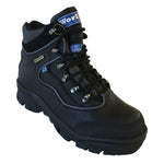 Buckler Workit Steel Toe Safety S3 HRO Waterproof Leather Hiker Boots WK002WPBK, SAFETY HIKER BOOTS, Buckler,