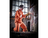 Dickies FR5404 Pyrovatex Antistatic Flame Retardant Coverall Navy Blue, FR/Arc Protection, Dickies, Workwear Nation Ltd
