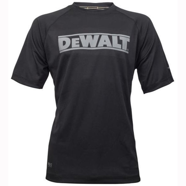 Dewalt Easton Work Performance T-Shirt Black
