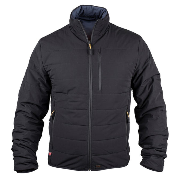 DUNDERDON J58 Reversible, Wind and Water Resistant Jacket Coat by Snickers, JACKETS & COATS, Dunderdon, Workwear Nation Ltd