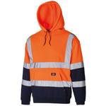 Dickies Hi-Vis Two Tone Hoodie Sweatshirt SA22095 Various Colours, HI-VIS SWEATSHIRTS & HOODIES, Dickies, Workwear Nation Ltd