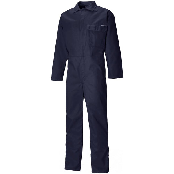 Dickies FR24/7 Everyday Flame Retardant Coverall Navy Blue