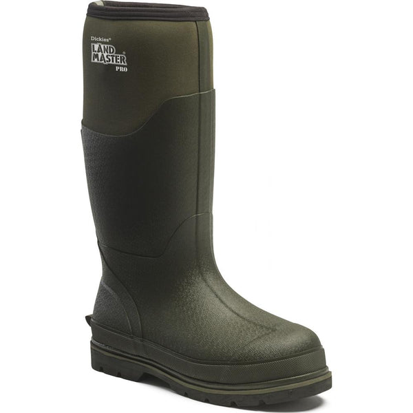 Dickies Landmaster Pro Wellingtons Non-Safety Thermal FW9901, WELLINGTON BOOTS, Dickies, Workwear Nation Ltd