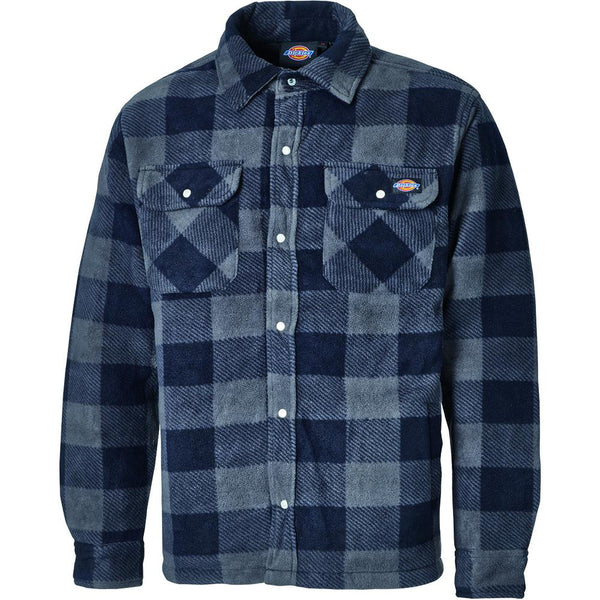 Dickies Portland Padded Check Work Shirt SH5000 Various Colours