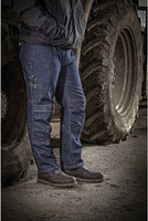 Dickies DT1007 Stanmore Work Denim Knee Pad Jeans, JEANS & DENIM TROUSERS, Dickies, Workwear Nation Ltd