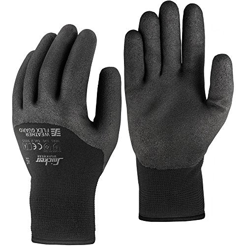 Snickers 9325 Weather Flex Guard Gloves, GLOVES, Snickers, Workwear Nation Ltd