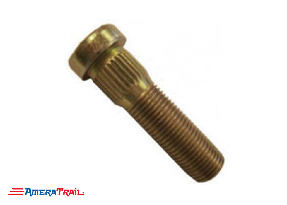 "Drive In Stud, .5"" -20 X 1.625"", Commonly Used On 2K Axles"