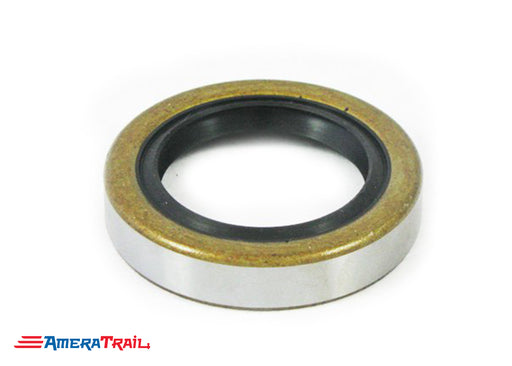 "Rear Hub Seal / Double Lip Seal for 5 Lug  Hubs , 1.719"" ID X 2.565"" OD, Common On 3.5K Axles"