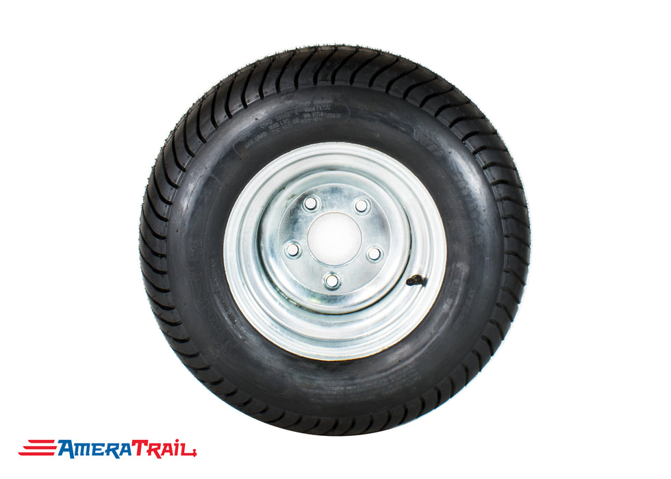 20.5 / 8 - 10 EcoTrail ST Load Range E on 5 Lug Galvanized Rim