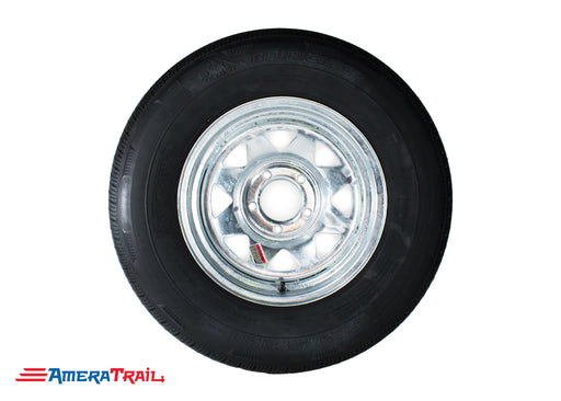 Galvanized Trailer Tires