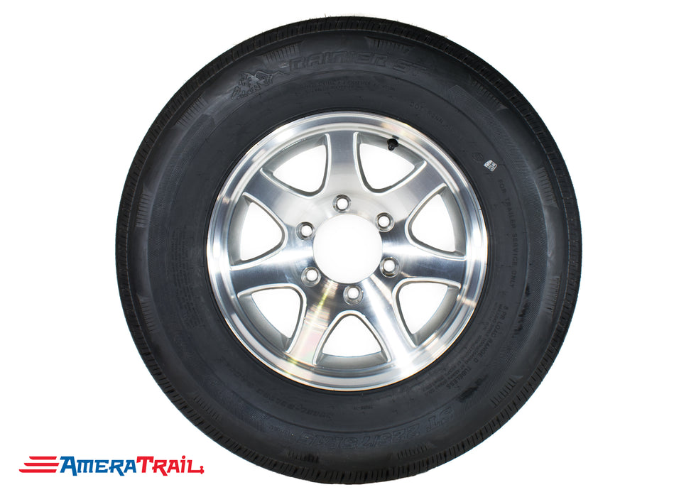 235 80 16 aluminum trailer wheel