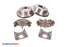 "8 Lug 7K Kodiak Brake Kit , ALL STAINLESS STEEL - Fits 1/2"" Wheel Studs"