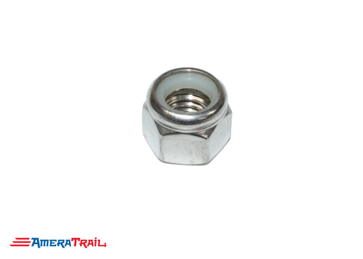 "Stainless Steel 3/8"" Lock Nut"