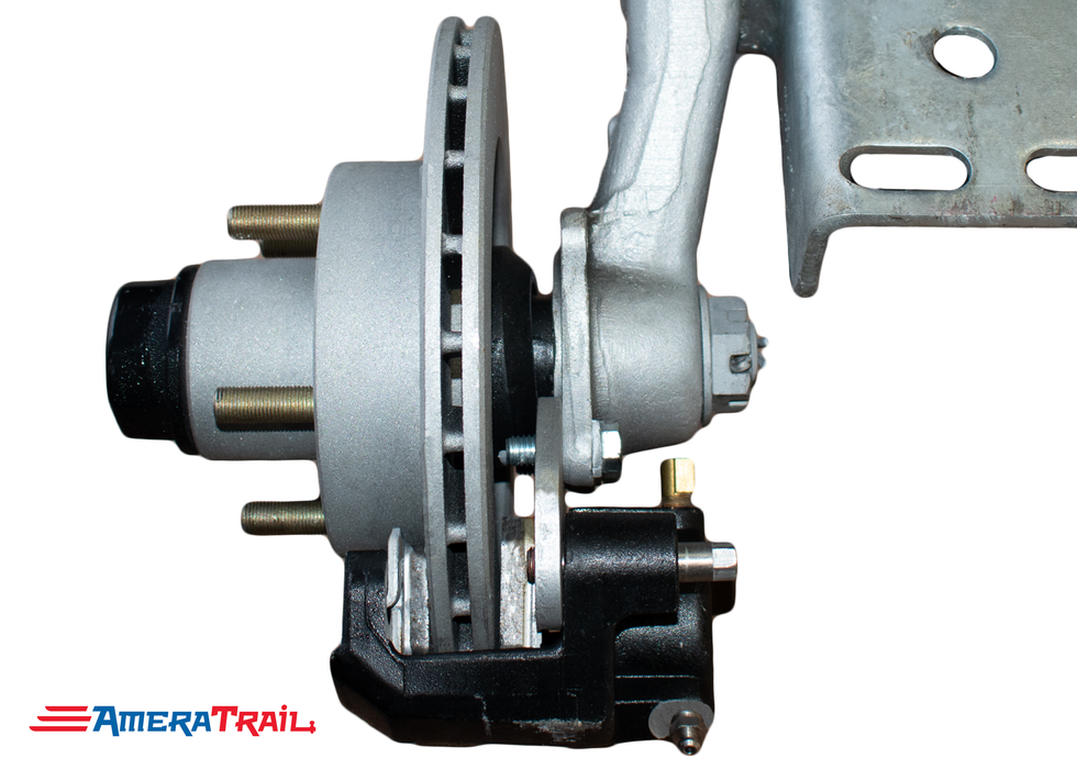 3500 - 3750 lb Torsion Axle w/ Vortex Hubs & TDE Brakes, V Bend, Available in Multiple Sizes, Available w/ Brakes