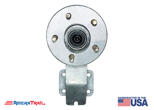 5 Lug Spare Idler Hub & Spindle Mount - Stainless Steel Hardware Included - Available w/ Stainless Steel Lug Nuts