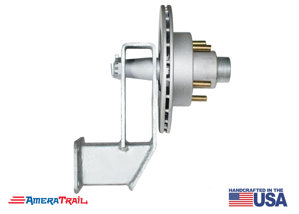 Boat Trailer Spare Mount