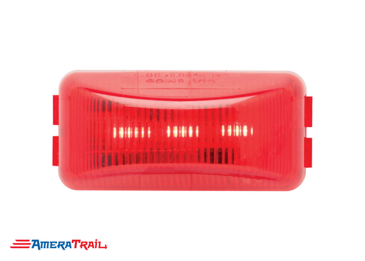 Red Thinline LED Clearance / Side Marker , Optronics