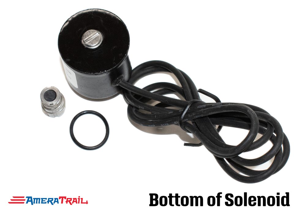 Actuator Solenoid, Tie Down Engineering Reverse Flow Solenoid, Fits Tie Down & UFP Models