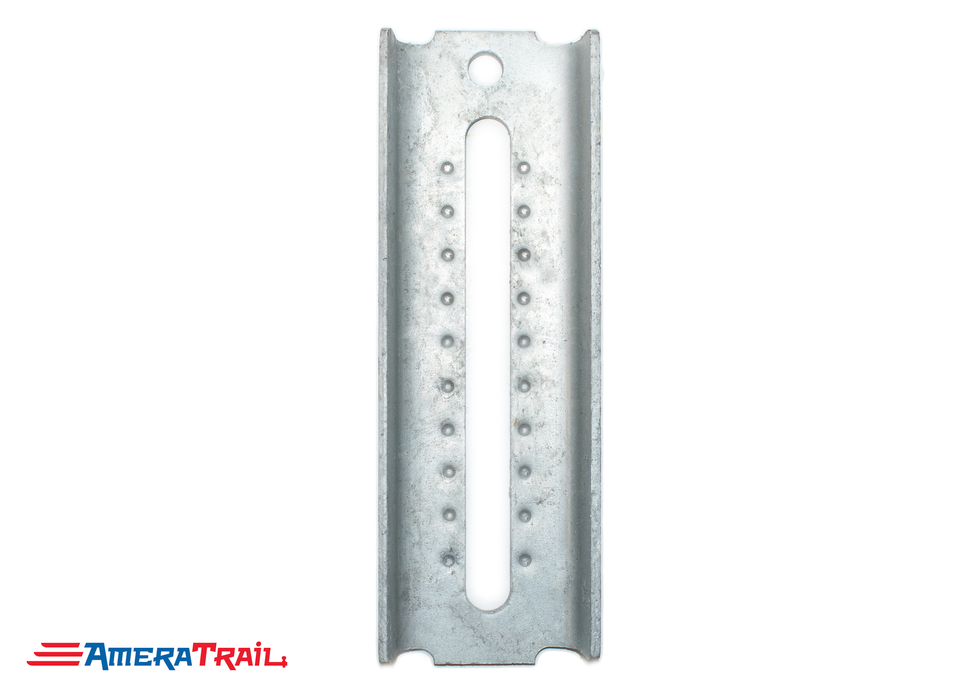 "8"" Bolster Bracket for Adjustable Bunk Systems - Galvanized Finish"