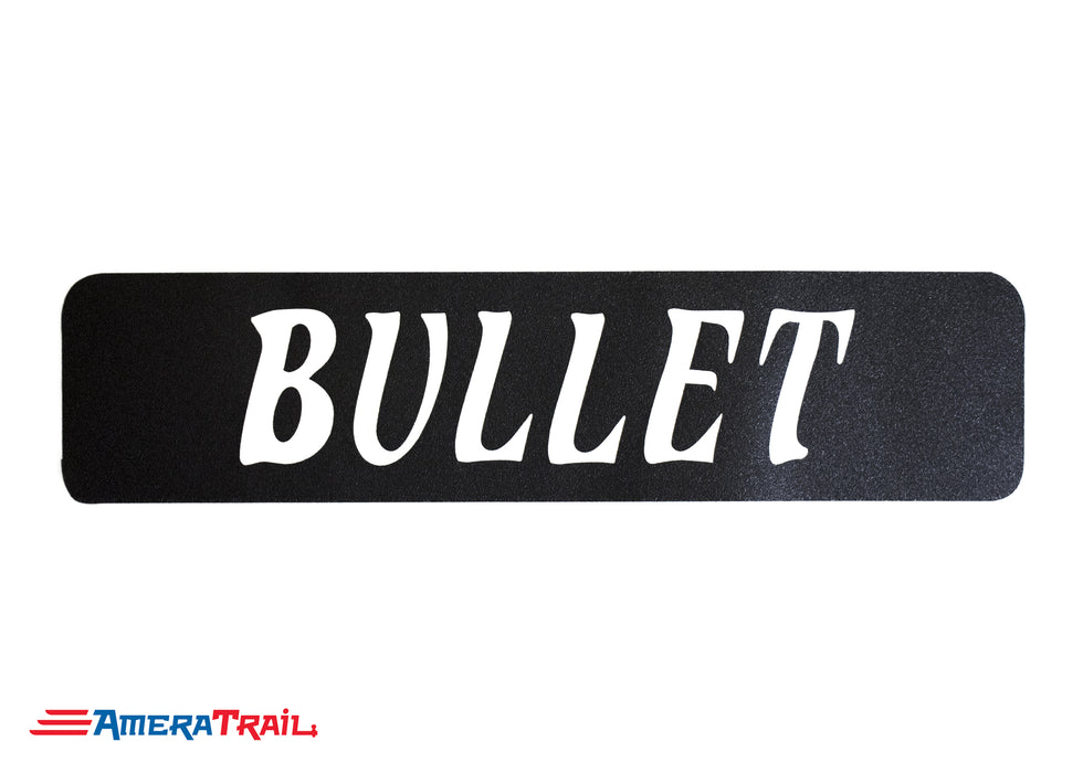 Bullet Boats Marine Non Skid, Used on AmeraTrail Trailer Fenders - Different Sizes Available