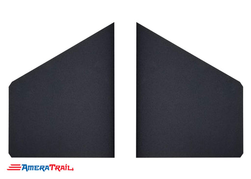 Front Step Non Skid for AmeraTrail Soft Edge Channel Trailer Fender Support / Step, Peel and Stick - 2 Pack