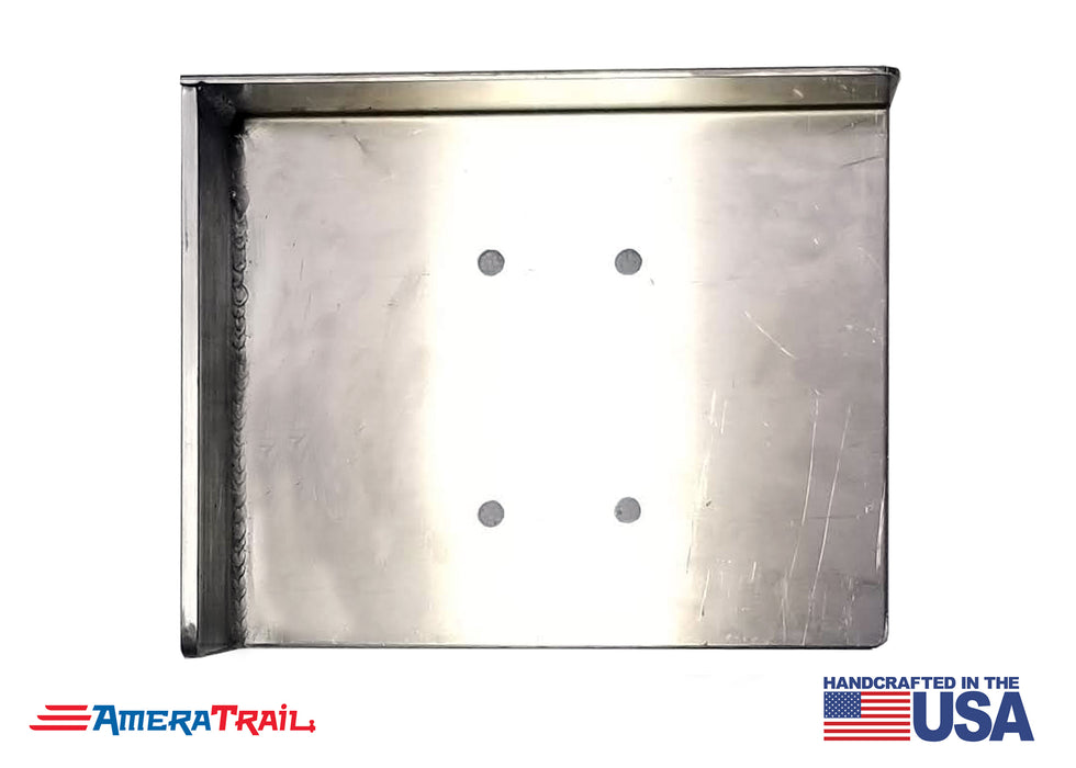 Double Tail Light Bracket, Port Side - Includes Stainless Steel Hardware - AmeraTrail Original Equipment