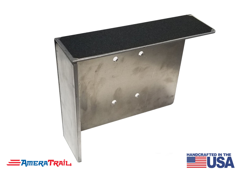 Double Tail Light Bracket, Starboard Side - Includes Stainless Steel Hardware- AmeraTrail Original Equipment