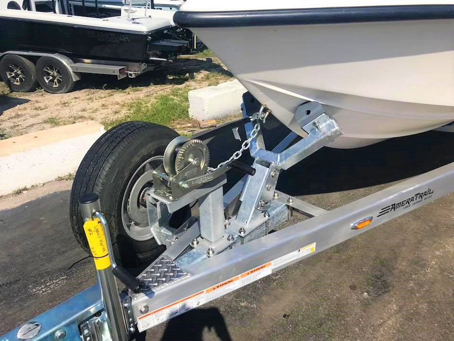 Boat Trailer Bow Stop
