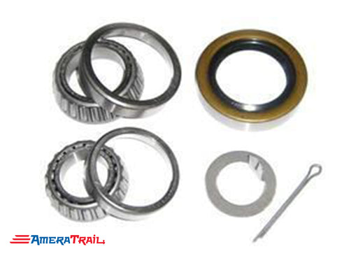 Bearing Kit Fits Most 5200 lb / 6 Lug Hubs - Rockwell American