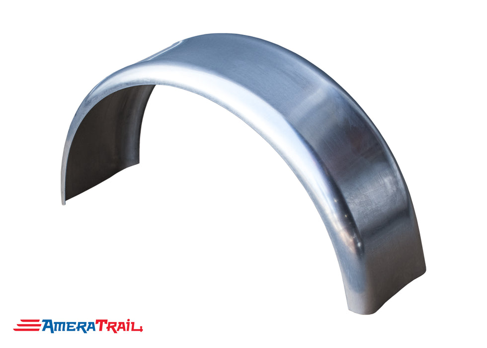 "Single Axle Smooth Fender, 9"" Wide, Available with Carpeted Fender Pad - Amera Trail Original Equipment"