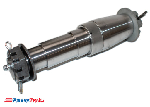 "5 Lug Removable Spindle Fits Most 3500 lb Axles, Features PosiLube Zerk Fitting for Easy Grease Maintenance - 1 1/16"" x 1 3/8"""