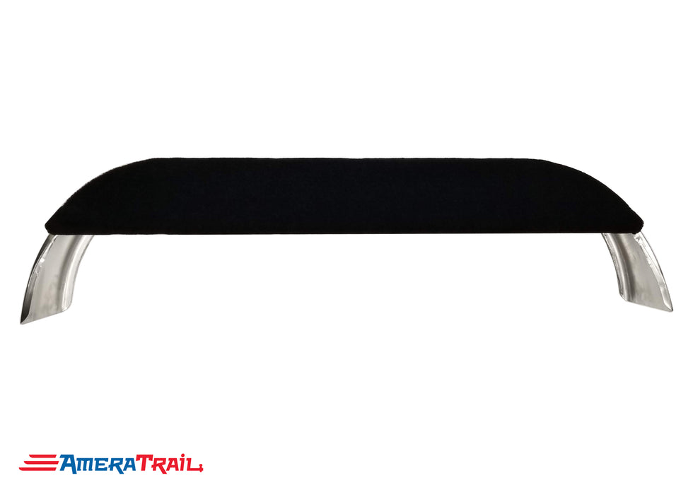 Tandem Slant Back Fender, Available w/ Fender Pad - Amera Trail Original Equipment