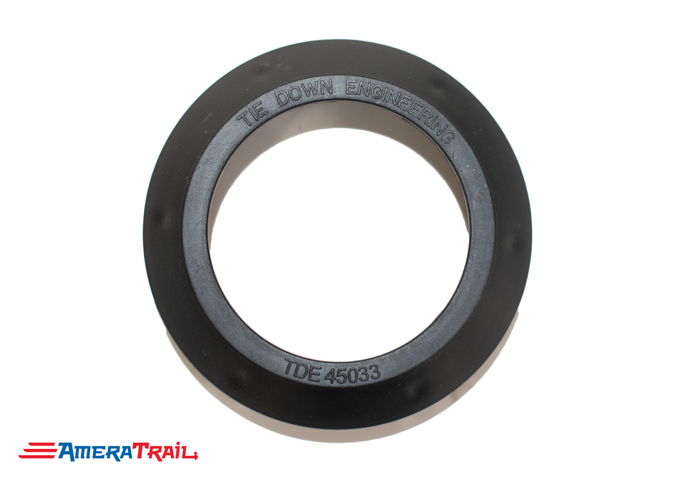 Vortex Rear Exterior Seal / Lube Shield, 45033 - 6 Lug