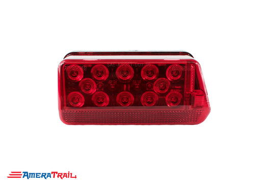 LED Wrap Around Tail Light, Passenger Side - Wesbar
