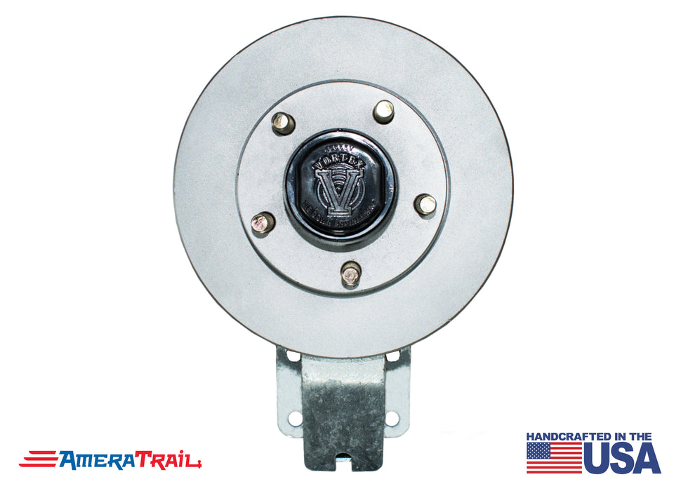 5 Lug Spare Vortex Integral Hub / Rotor & Spindle Mount - Stainless Steel Hardware Included - Available w/ Stainless Steel Lug Nuts