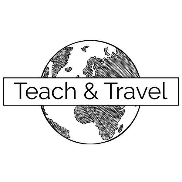 Logo unseres Partners Teach & Travel