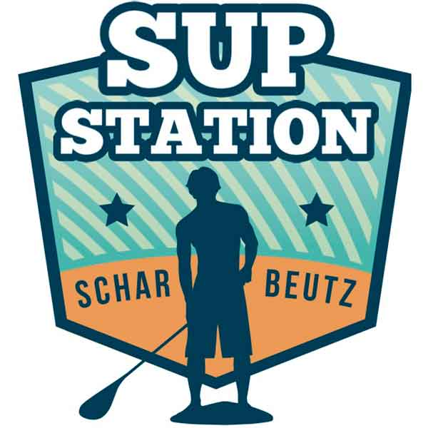 Logo unseres Partners SUP Station Scharbeutz