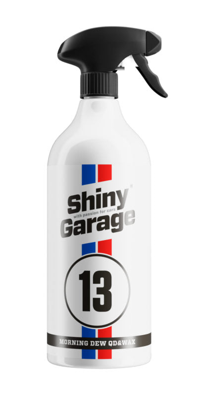 Shiny Garage Morning Dew QD & Wax 1000ml