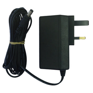 Hidden GSM Sim Card Listening Device & Sound Recorder in UK 3 Pin Plug 12v DC Adapter
